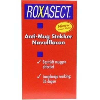 Roxasect Muggenstekker Navulling