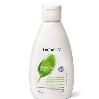 Lactacyd Wasgel  Verfrissend - 200ml