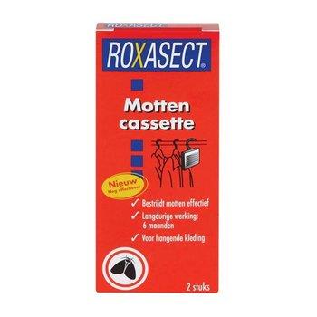Roxasect Mottencassette - 2 stuks