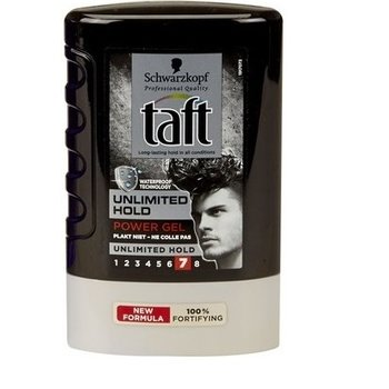 Schwarzkopf Taft Gel Unlimited Power Tottle - 300 ml