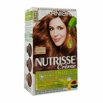 Garnier Nutrisse  6.23 Goud Violet Donker Blond