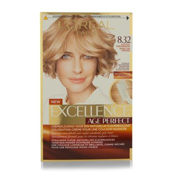 Loreal Excellence Age Perfect 8.32 Lichtgoud Parelmoerblond