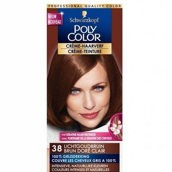 Schwarzkopf Poly Color Haarverf 38 Lichtgoudblond
