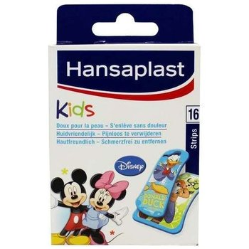 Hansaplast Kids Mickey Mouse - 16 strips