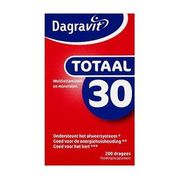 Dagravit Totaal 30 - 200 dragrees