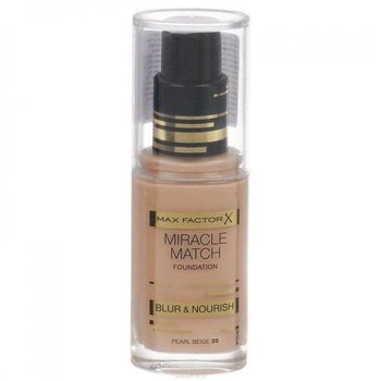Max Factor Foundation Miracle Match 035