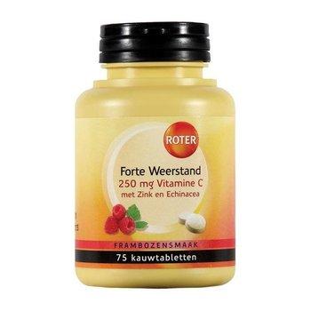 Roter Vitamine C Forte -  75 Tabletten