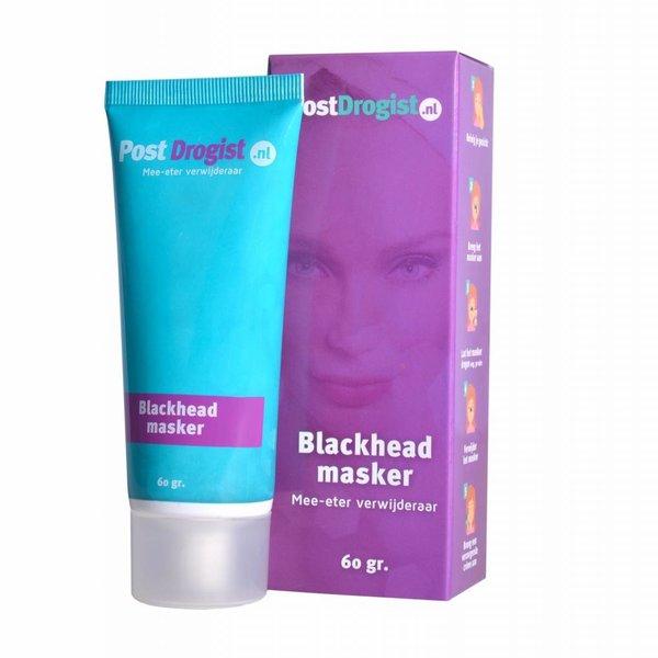 Postdrogist Huismerk Postdrogist Blackhead Maskers - Tube 60 gr