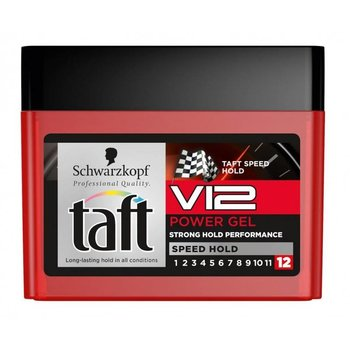 Schwarzkopf Taft Gel V12 Power Pot - 250 ml