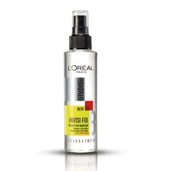 Loreal Studio Line Invisi Fix Gel Spray SS