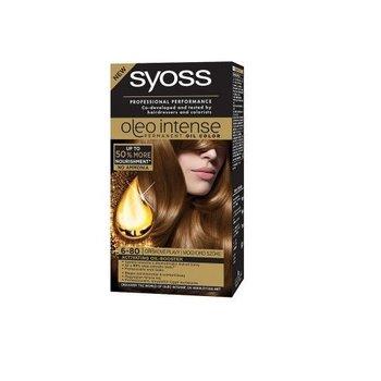Syoss Oleo Intense 6-80 Caramel Blond