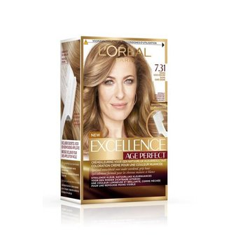 Loreal Excellence Age Perfect 7.31 Midden Goud Asblond