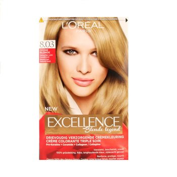 Loreal Excellence  8.03 Divine Blond