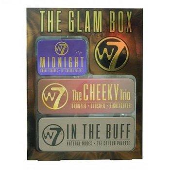 W7 Glam Box Cadeauset Buff+Cheeky+Midnight