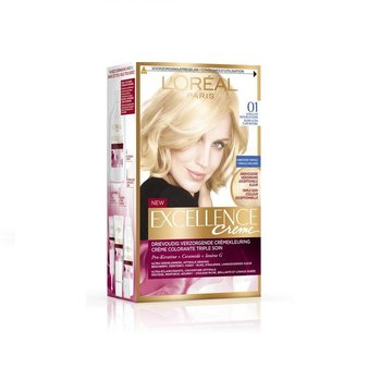 Loreal Excellence  01 Blond Supreme Blond