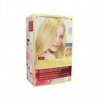 Loreal Excellence  02 Blond Supreme - Goudblond