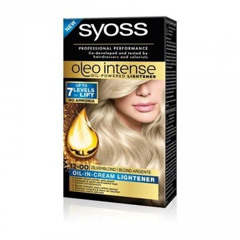 Syoss Color Oleo 12-00 Silver Blond
