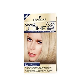 Schwarzkopf  Blonde Ultime 10-1 Light Cool Blond