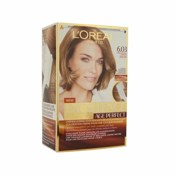 Loreal Excellence Age Perfect 6.03 Donker Natuurlijk Goudblond