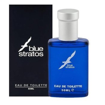 Blue Stratos Eau de Toilette - 50 ml