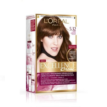 Loreal Excellence  5.32 Sunny Brown