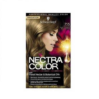 Schwarzkopf Nectra Color 755 Donker Goudblond - Haarverf
