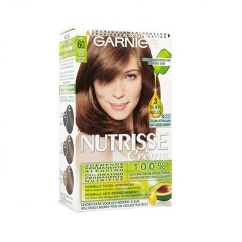 Garnier Nutrisse  60 Natuurlijk Donkerblond