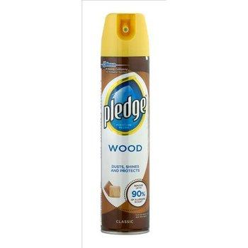 Pledge Spray Wood Classic 250 ml