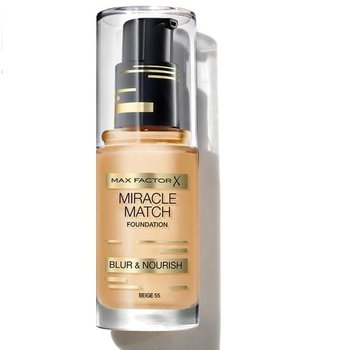 Max Factor Foundation Miracle Match 055