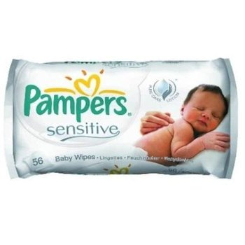 Pampers Sensitive billendoekjes 56 stuks