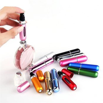 Roze Parfum Verstuiver