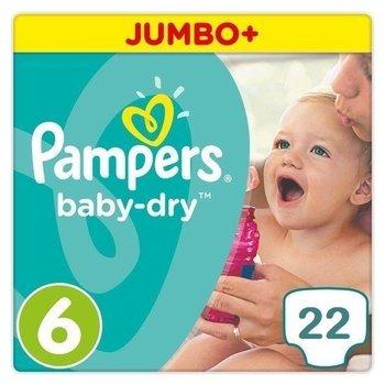 Pampers Baby Dry maat 6 - 22 luiers