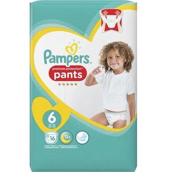 Pampers Premium Protection Pants - Maat 6 (15+ kg) - 16 Stuks - Luierbroekjes