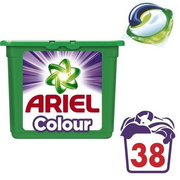 Ariel Pods 3 in1 tabs - Colour & Style 38 tabletten