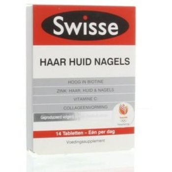 Swisse Ultiplus Haar Huid Nagels - 14 tabletten