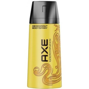 Axe Deodorant 150ml Gold Temptation