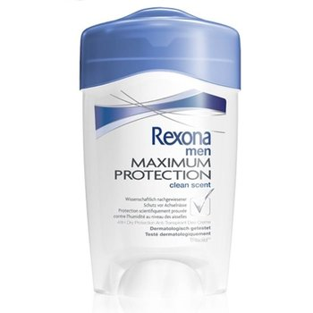 Rexona Deodorant Stick 45 ml  Maximum Protection Clean Scent Men