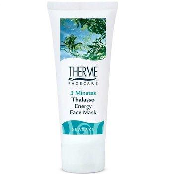 Therme Face Care Gezichtsmasker 75 ml Energy 3 Minuten