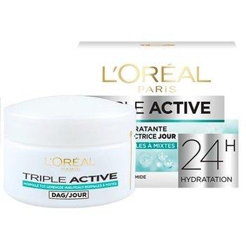 L'Oréal Paris Triple Active Dagcrème - 50 ml - Normale Huid