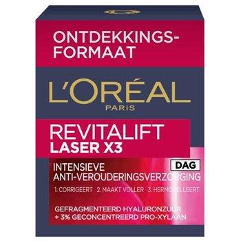 L'Oréal Paris Revitalift Laser X3 Ontdekkingsformaat - 15 ml - Dagcrème