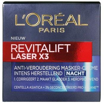 L'Oreal Paris Revitalift Laser X3 anti-rimpel – 50 ml - nachtcrème
