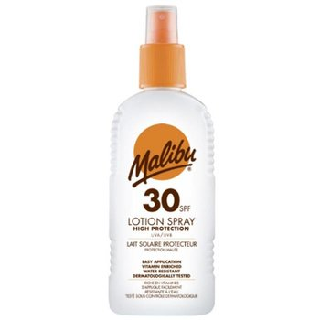 Malibu Zonnebrand Lotion Spray 200ml SPF 30