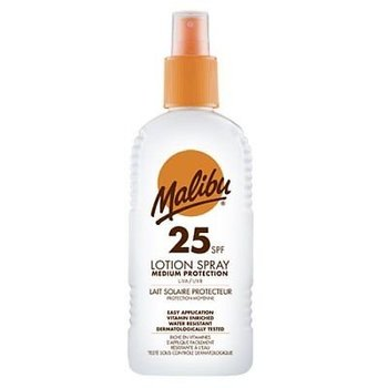 Malibu Zonnebrand Lotion Spray 200ml SPF 25