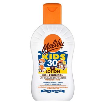 Malibu Kids Zonnebrand Lotion 200ml SPF30