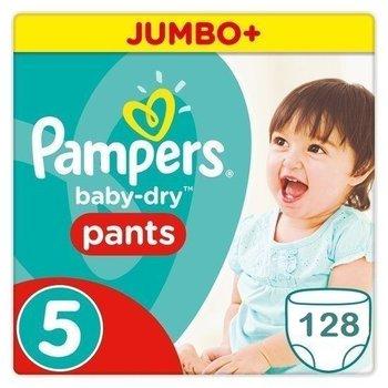 Pampers Baby Dry Pants Maat 5 - 128 luierbroekjes
