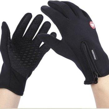Windproof handschoenen maat L