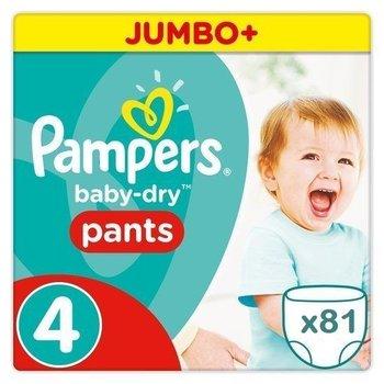 Pampers Baby Dry Pants Maat 4 - 81 luierbroekjes