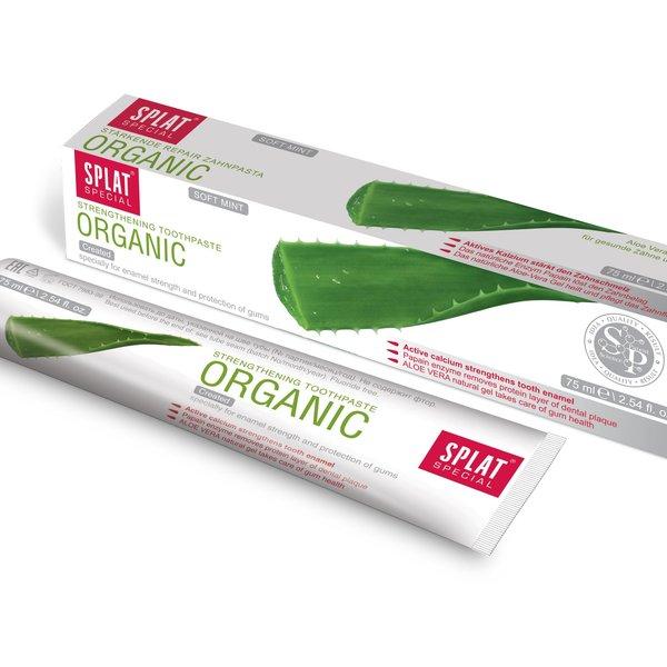 Splat Splat Tandpasta Special Organic