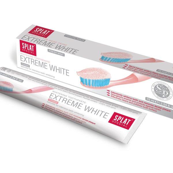 Splat Splat Tandpasta Special Extreme White