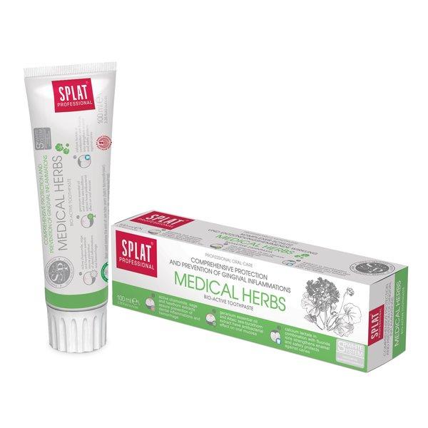 Splat Splat Tandpasta Professional Medical Herbes